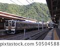 สถานี Minakami และสาย Joetsu 211 และ E129 50504588