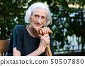 年长 老年人 老人 50507880