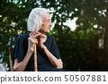 年长 老年人 老人 50507881