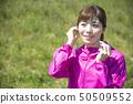 Woman sportswear wireless earphone bluetooth 50509552