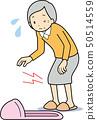 무릎 통증 50514559