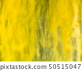 Abstract yellow background, close up view. Blurred 50515047
