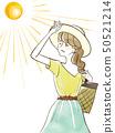 Female-Sunshine-UV 50521214