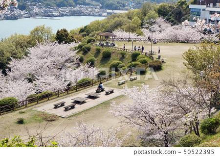 公園和瀨戶內海 50522395