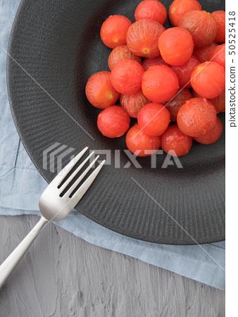 醃製迷你番茄 50525418