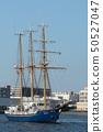 一艘帆船 50527047