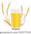 맥주 잔 50527536