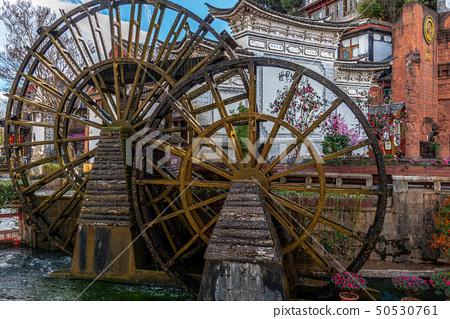 Old Town of Lijiang China 中國雲南麗江古城 World Heritage 50530761
