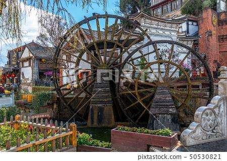 Old Town of Lijiang China 中國雲南麗江古城 World Heritage 50530821
