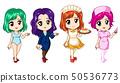 Girl costume set 50536773