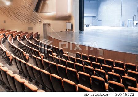 Modern theatre interior 50546972