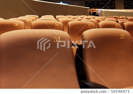 Chairs in modern theatre 50546973