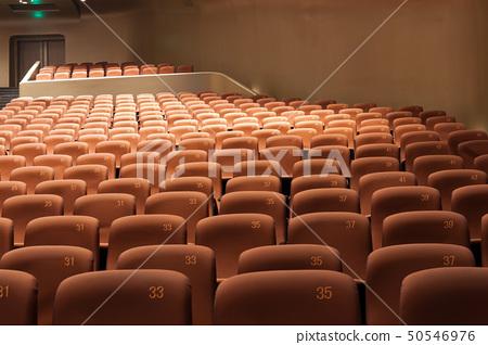 Modern theatre interior 50546976