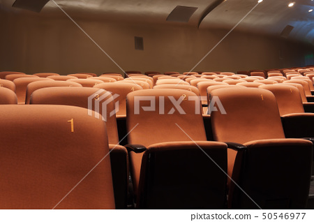 Chairs in modern theatre 50546977