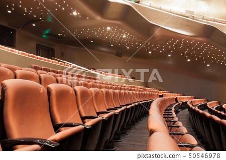 Modern theatre interior 50546978