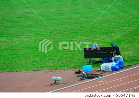 Instruments on competition field 50547148