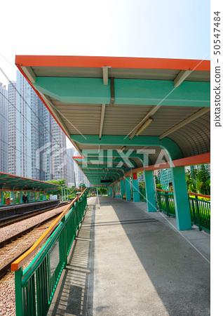 Light rail station 50547484
