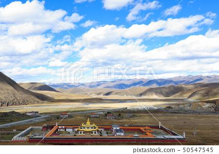 Landscape of western sichuan plateau 50547545