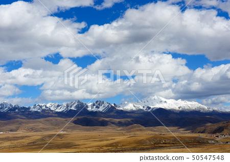 Landscape of western sichuan plateau 50547548