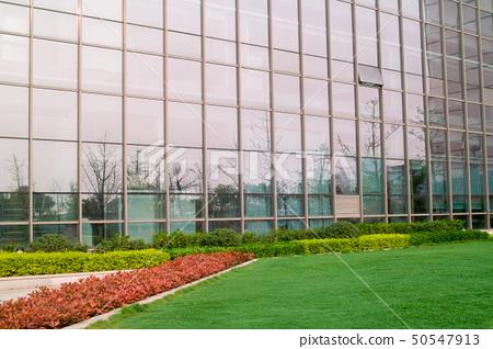 Modern building exterior 50547913