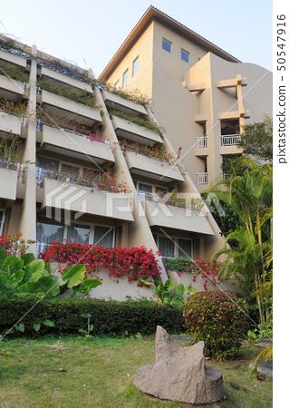 Modern hotel 50547916