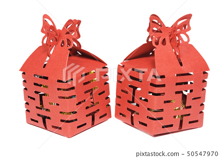 Two boxes of wedding candies 50547970