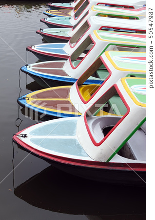 Boats in park 50547987