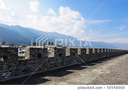 China ancient city wall 50548000