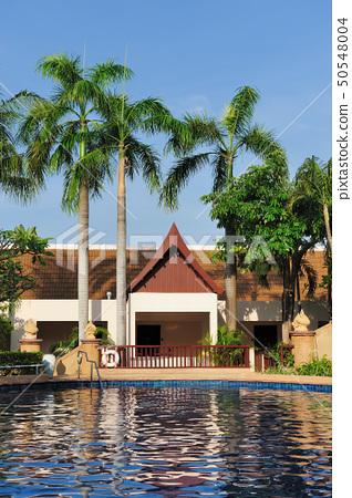 Swimming pool in hotel 50548004