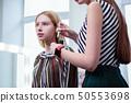 沙龙 镜子 化妆 50553698