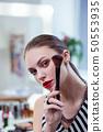 化妆品 刷子 女人 50553935