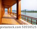 Beautiful Japanese Conservative Wood Terrace. 50556525