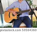 吉他弹奏者 吉他手 男性 50564360