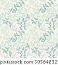 leaf, natural seamless pattern, nature, background 50564832