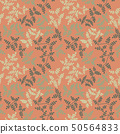 leaf, natural seamless pattern, nature, background 50564833