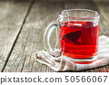 Fruit red tea. 50566067