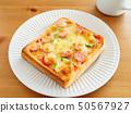 披薩吐司 50567927
