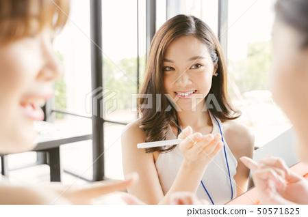 여성 비즈니스 50571825
