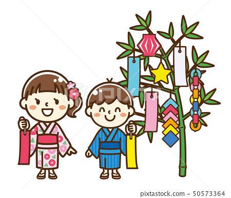 Tanabata兒童 50573364