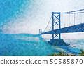【德岛县】火影忍者桥 50585870