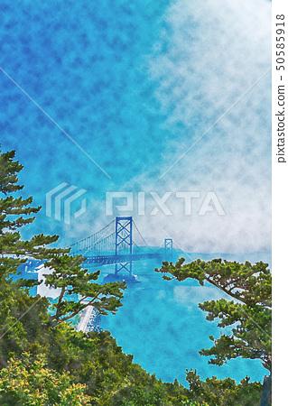 [德島縣] Onaruto橋 50585918