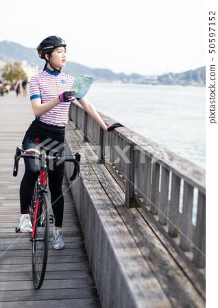 오노 미치 시마 나미 카이도 자전거 50597152