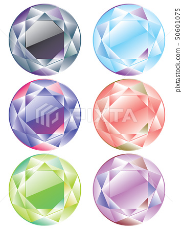 Shiny Diamonds Set 50601075