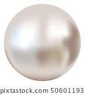 Elegant white pearl 50601193