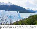 Argentino lake landscape, Perito Moreno glacier 50607471