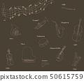 樂器音樂筆記 50615759
