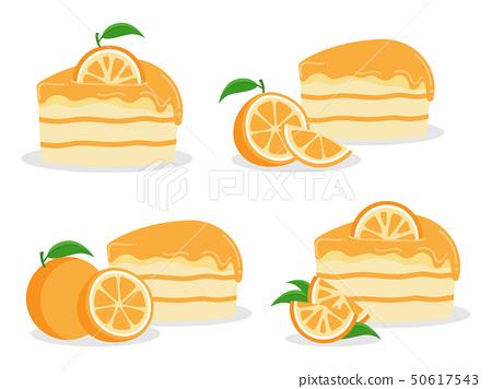Orange Cake 50617543