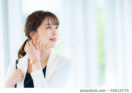 女商人企業圖像職業婦女 50618770
