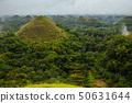 The Chocolate Hills, Bohol, Philippines 50631644