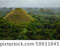 The Chocolate Hills, Bohol, Philippines 50631645